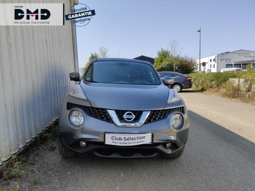 Nissan Juke 1.5 Dci 110ch Design Edition - Visuel #4