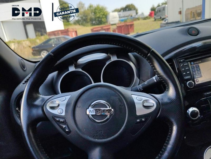 Nissan Juke 1.5 Dci 110ch Design Edition - Visuel #7