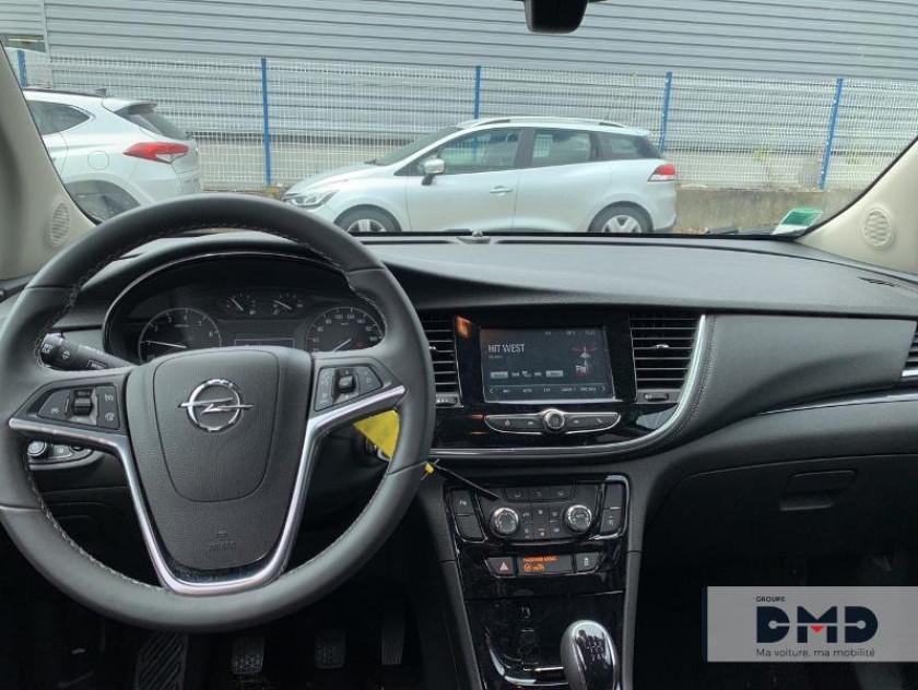 Opel Mokka X 1.4 Turbo 140ch Black Edition 4x2 - Visuel #4
