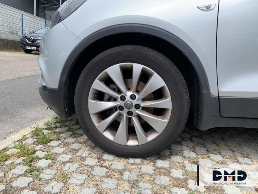 Opel Mokka X 1.4 Turbo 140ch Black Edition 4x2 - Visuel #7