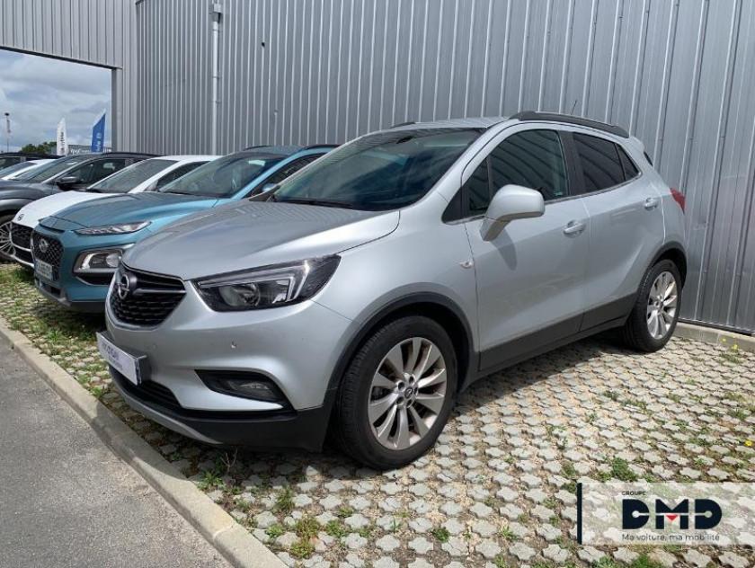 Opel Mokka X 1.4 Turbo 140ch Black Edition 4x2 - Visuel #14