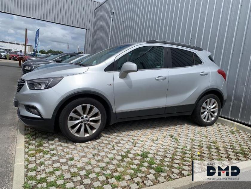 Opel Mokka X 1.4 Turbo 140ch Black Edition 4x2 - Visuel #2