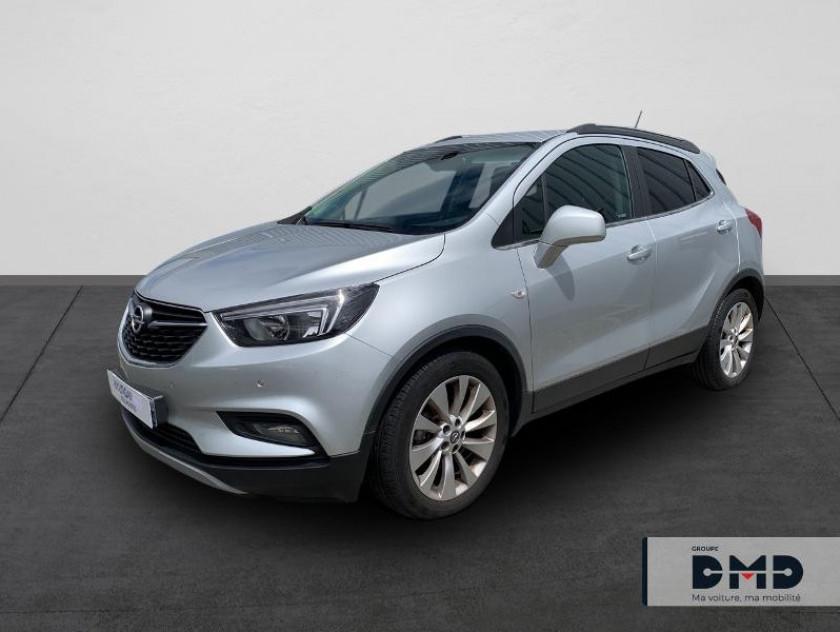 Opel Mokka X 1.4 Turbo 140ch Black Edition 4x2 - Visuel #1