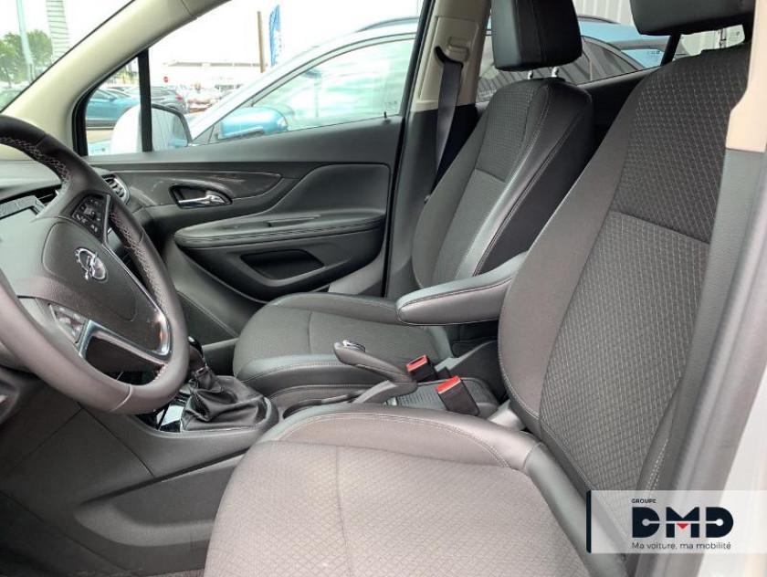 Opel Mokka X 1.4 Turbo 140ch Black Edition 4x2 - Visuel #5