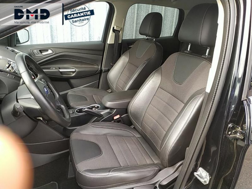 Ford Kuga 2.0 Tdci 150ch Titanium 4x4 Powershift - Visuel #9