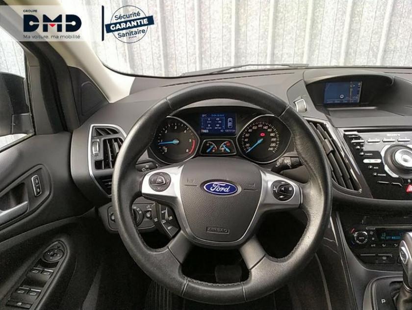 Ford Kuga 2.0 Tdci 150ch Titanium 4x4 Powershift - Visuel #7