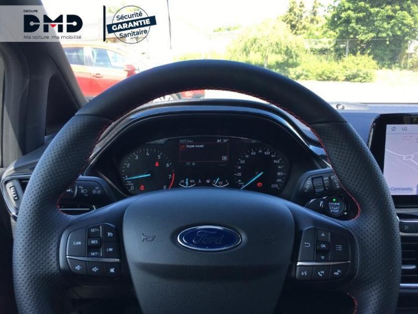 Ford Fiesta 1.0 Ecoboost 125ch St-line X 5p - Visuel #7
