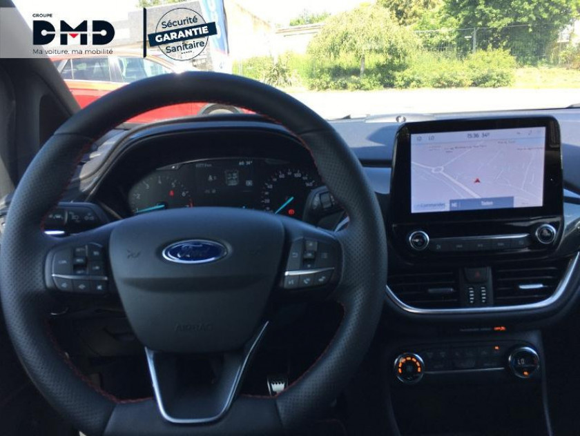 Ford Fiesta 1.0 Ecoboost 125ch St-line X 5p - Visuel #5