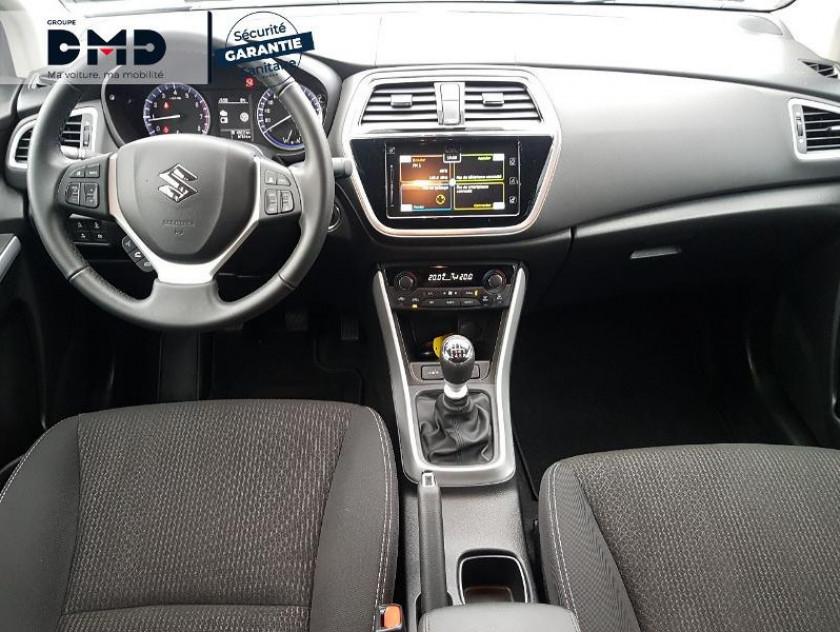 Suzuki Sx4 S-cross 1.4 Boosterjet Hybrid 129ch Privilège Euro6d-t - Visuel #5