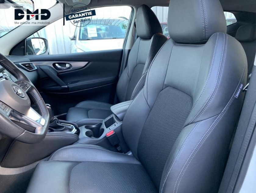 Nissan Qashqai 1.2 Dig-t 115ch Tekna Xtronic - Visuel #9