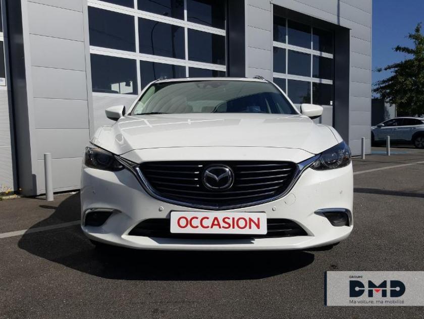 Mazda Mazda 6 Fw 2.2 Skyactiv-d 175ch Sélection - Visuel #3