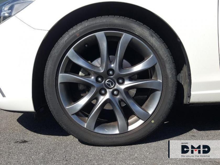 Mazda Mazda 6 Fw 2.2 Skyactiv-d 175ch Sélection - Visuel #12