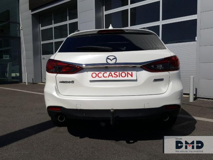 Mazda Mazda 6 Fw 2.2 Skyactiv-d 175ch Sélection - Visuel #10