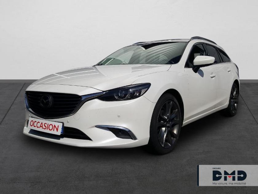 Mazda Mazda 6 Fw 2.2 Skyactiv-d 175ch Sélection - Visuel #15