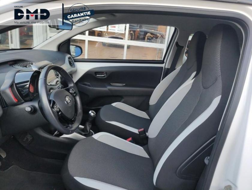 Toyota Aygo 1.0 Vvt-i 69ch X-play 3p - Visuel #9