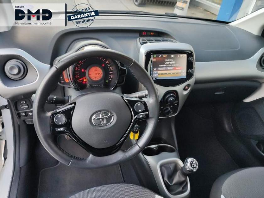Toyota Aygo 1.0 Vvt-i 69ch X-play 3p - Visuel #5