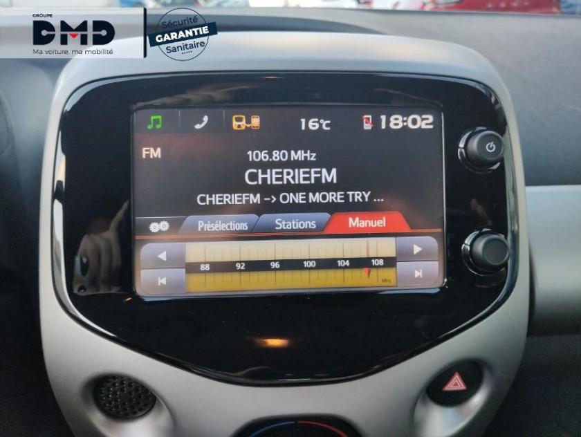 Toyota Aygo 1.0 Vvt-i 69ch X-play 3p - Visuel #6