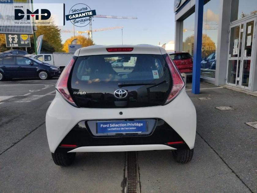 Toyota Aygo 1.0 Vvt-i 69ch X-play 3p - Visuel #11