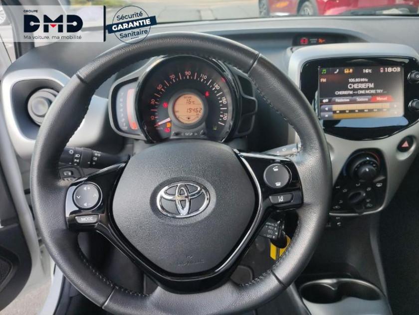 Toyota Aygo 1.0 Vvt-i 69ch X-play 3p - Visuel #7