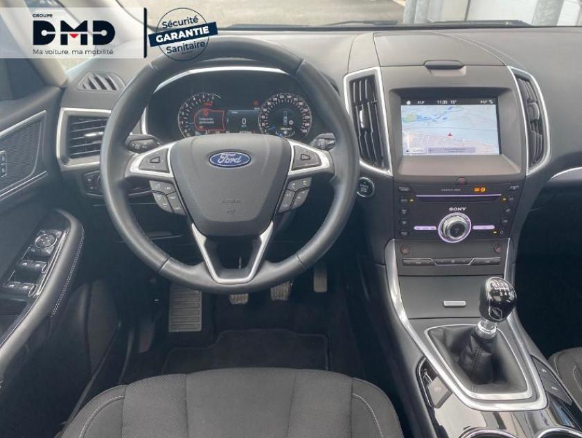 Ford S-max 2.0 Tdci 150ch Stop&start Titanium - Visuel #5