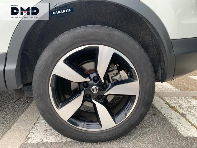 Nissan Qashqai 1.2 Dig-t 115ch N-connecta Xtronic - Visuel #13
