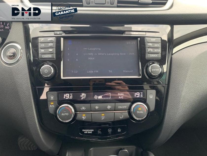 Nissan Qashqai 1.2 Dig-t 115ch N-connecta Xtronic - Visuel #6