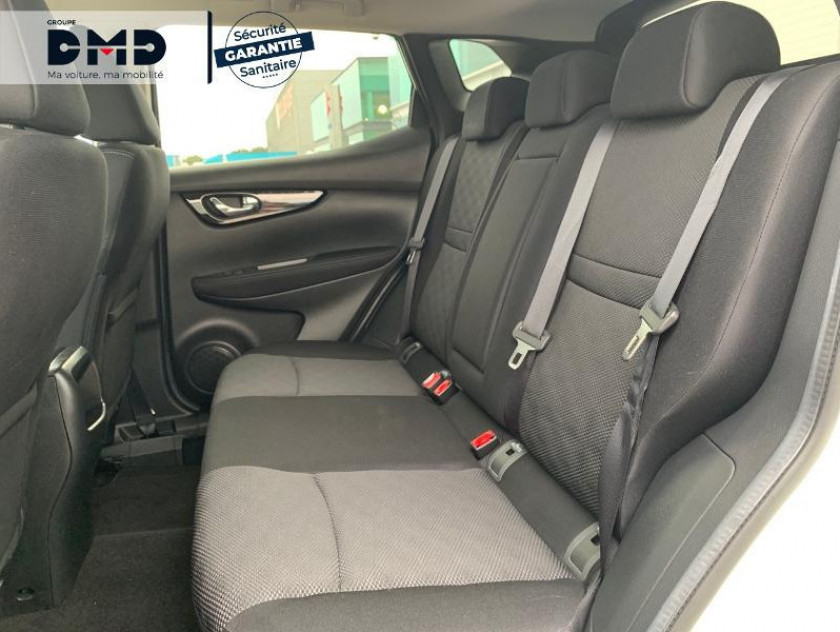 Nissan Qashqai 1.2 Dig-t 115ch N-connecta Xtronic - Visuel #10