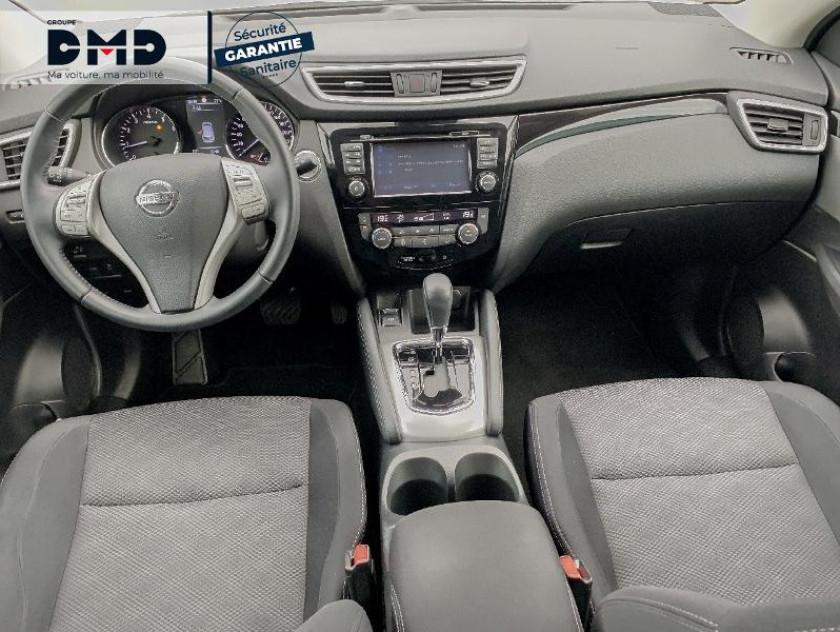Nissan Qashqai 1.2 Dig-t 115ch N-connecta Xtronic - Visuel #5