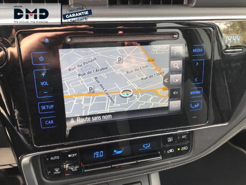 Toyota Auris Hsd 136h Design - Visuel #6