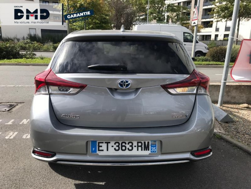 Toyota Auris Hsd 136h Design - Visuel #11