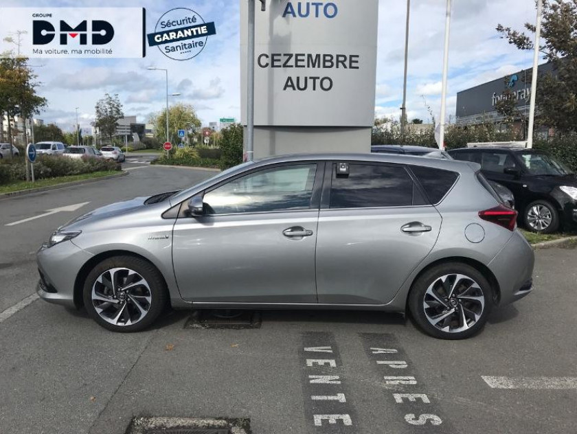 Toyota Auris Hsd 136h Design - Visuel #2
