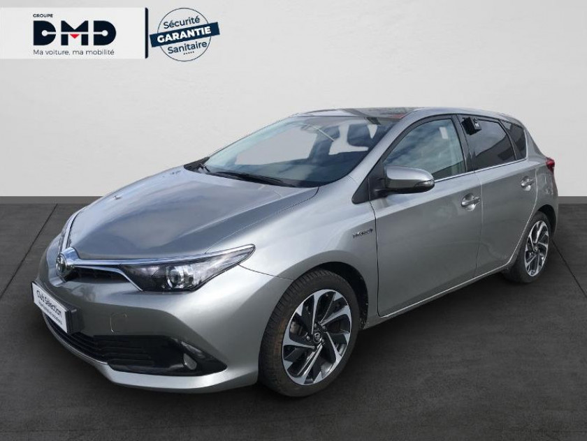 Toyota Auris Hsd 136h Design - Visuel #1