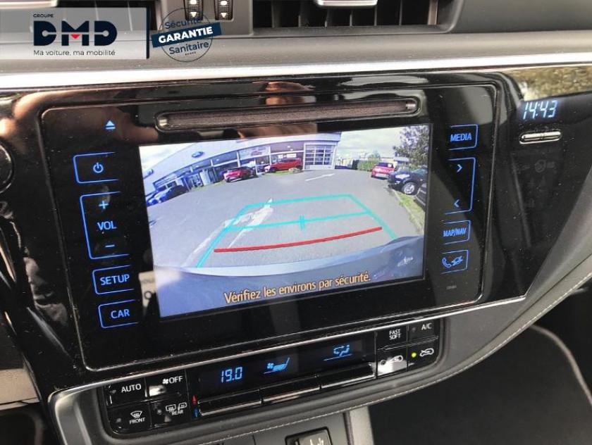 Toyota Auris Hsd 136h Design - Visuel #14