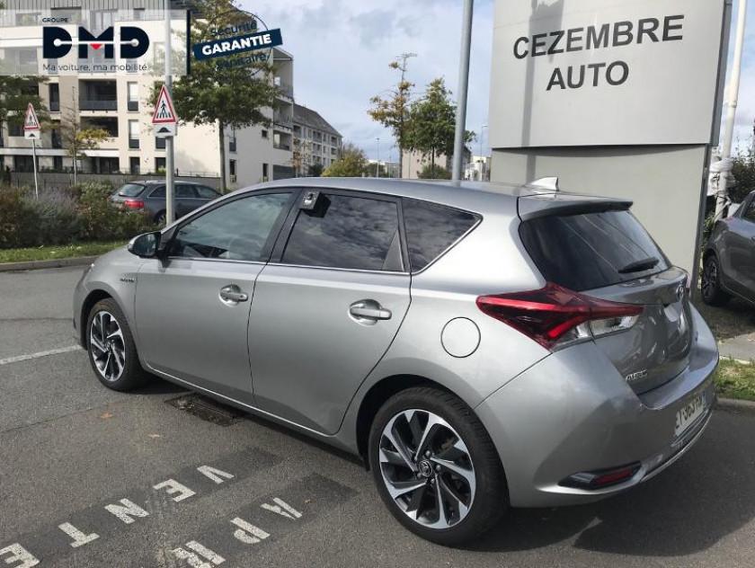 Toyota Auris Hsd 136h Design - Visuel #3