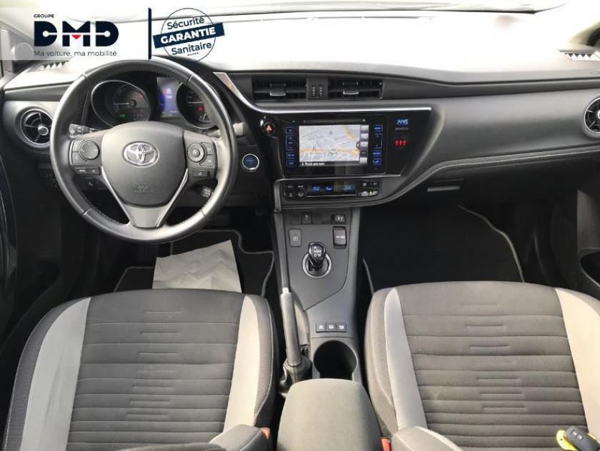 Toyota Auris Hsd 136h Design - Visuel #5