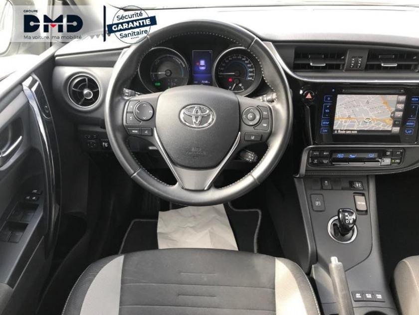 Toyota Auris Hsd 136h Design - Visuel #7