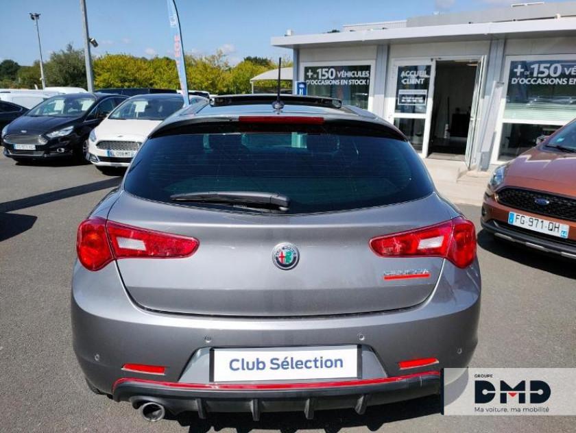 Alfa Romeo Giulietta 1.6 Jtdm 120ch Sport Edition Stop&start My19 - Visuel #11