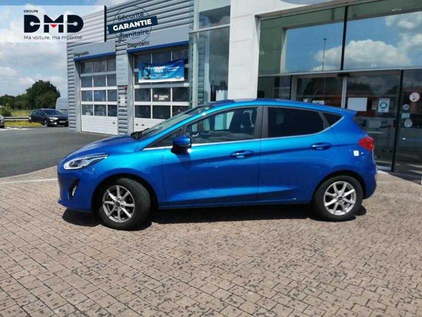 Ford Fiesta 1.0 Ecoboost 95ch Titanium 5p - Visuel #2