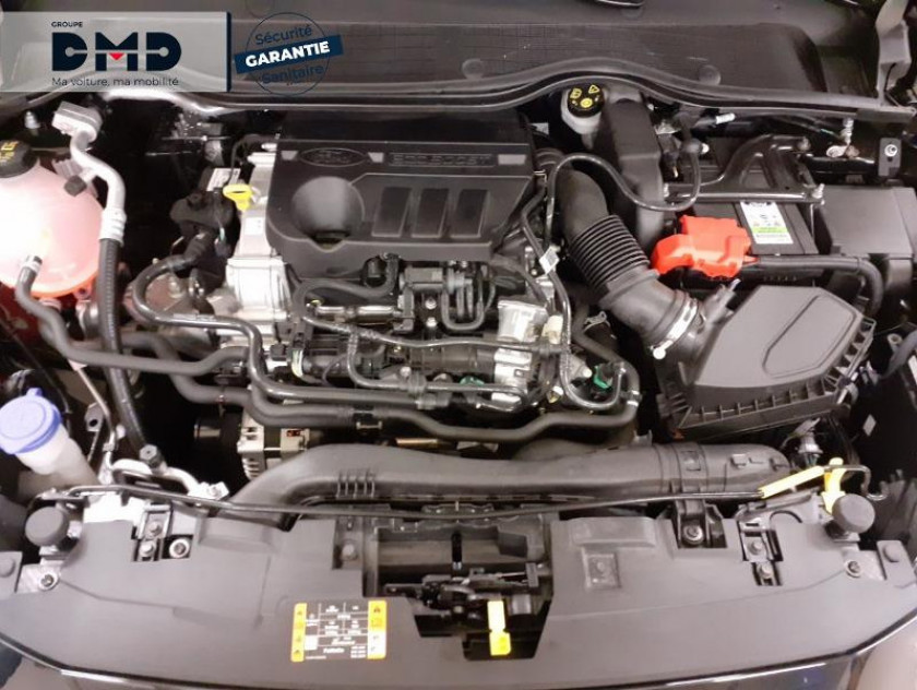 Ford Fiesta 1.0 Ecoboost 95ch Titanium 5p - Visuel #14
