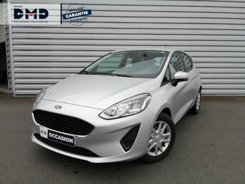Ford Fiesta 1.1 75ch Cool & Connect 5p - Visuel #15