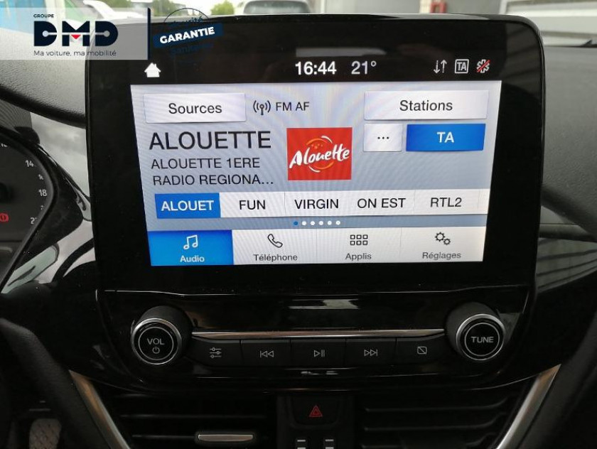 Ford Fiesta 1.1 75ch Cool & Connect 5p - Visuel #9