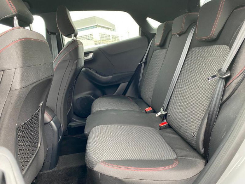 Ford Puma 1.0 Ecoboost 125ch Mhev St-line - Visuel #10