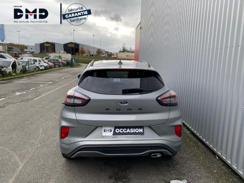 Ford Puma 1.0 Ecoboost 125ch St-line X Dct7 - Visuel #11