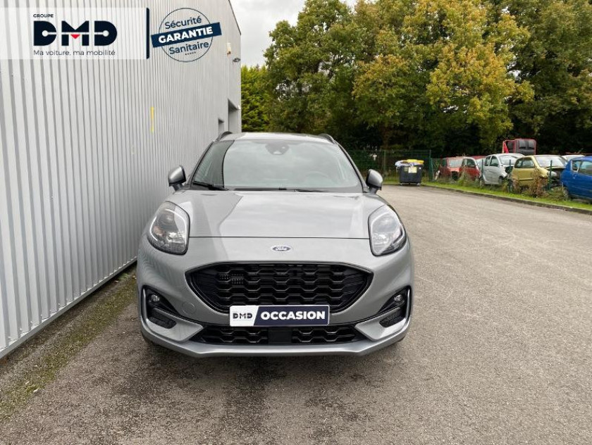 Ford Puma 1.0 Ecoboost 125ch St-line X Dct7 - Visuel #4