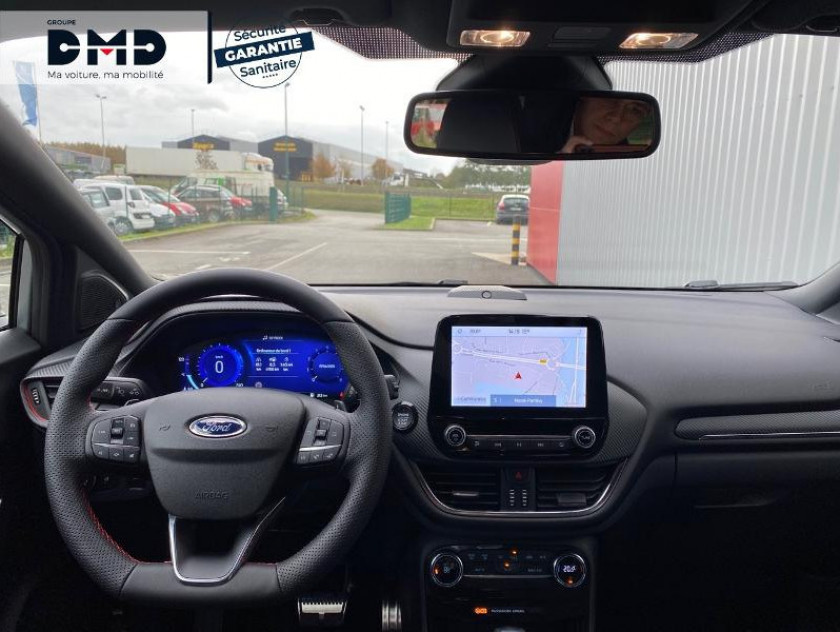 Ford Puma 1.0 Ecoboost 125ch St-line X Dct7 - Visuel #5