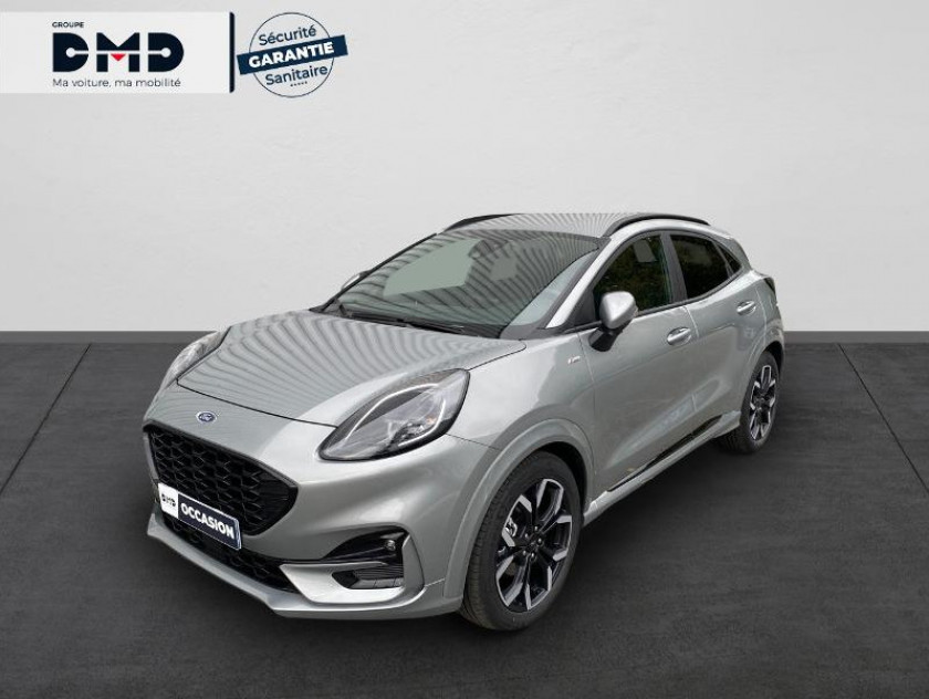 Ford Puma 1.0 Ecoboost 125ch St-line X Dct7 - Visuel #1