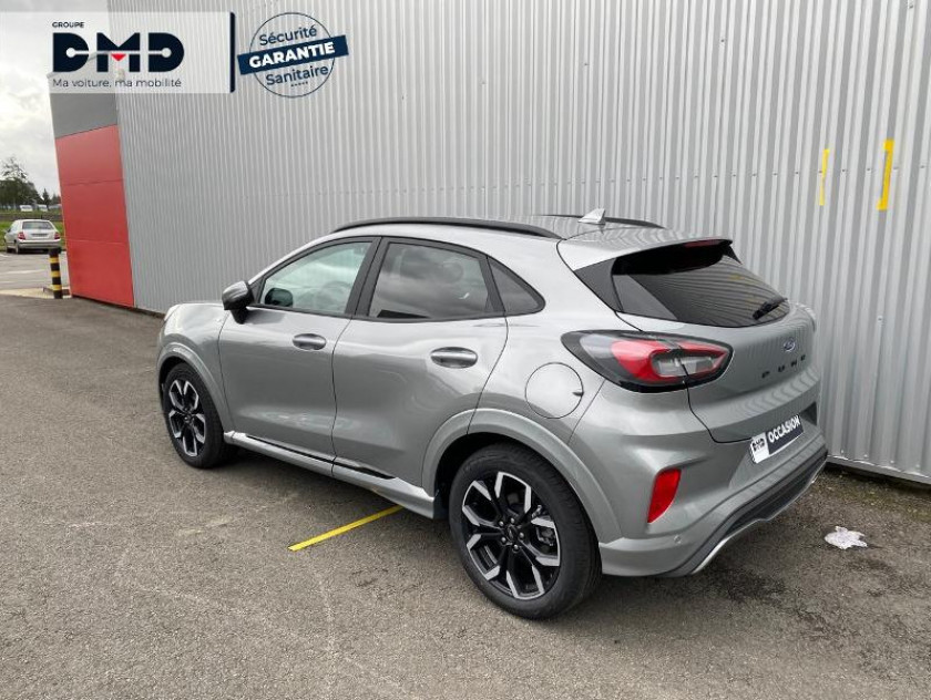 Ford Puma 1.0 Ecoboost 125ch St-line X Dct7 - Visuel #3