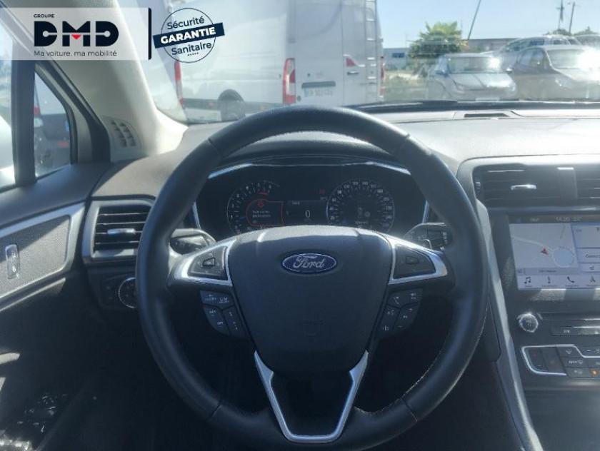 Ford Mondeo 2.0 Tdci 150ch Titanium Powershift 5p Euro6.2 - Visuel #7