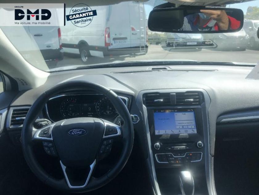 Ford Mondeo 2.0 Tdci 150ch Titanium Powershift 5p Euro6.2 - Visuel #5