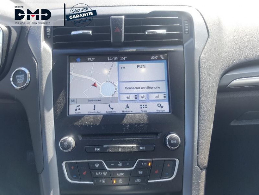 Ford Mondeo 2.0 Tdci 150ch Titanium Powershift 5p Euro6.2 - Visuel #6